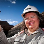 "Mining makes Australia ""the lucky country"""
