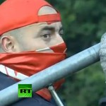 Spanish miners lead violent protests [video]