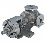 New range of stainless pumps