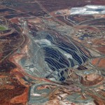 Rail line to increase access to super pit
