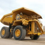 Caterpillar's new haul truck [images]