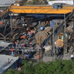 150 miners dead, hundreds trapped, in Turkish coal mine explosion