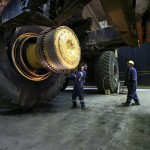 AIMEX Preview: Mining truck tyres