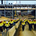 Disapproval over local redundancies at Queensland LNG projects
