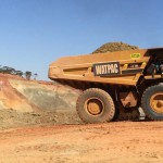 Gold miner killed in truck roll over