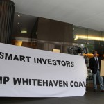 Coal in court: Whitehaven, climate change and civil disobedience