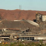 Xstrata completes magnetite plant