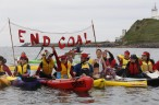 Anti-coal blockade hits Newcastle port