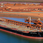 Port Hedland sees iron export increase to China