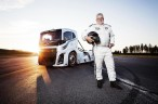 Volvo breaks record for world's fastest truck