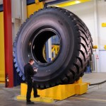 Goodyear to release ultra-large haulage tyre