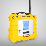 Mobile wireless monitor for industrial safety