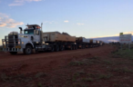 Operations resume at Tarcoola after rainfall