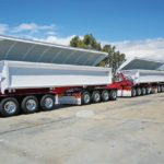 Up close with Howard Porter's 33-axle Superquad