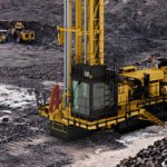 Caterpillar unveils MD6250 blasthole drill