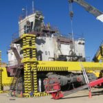 Reducing maintenance downtime in mining shovel lift