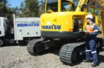 Komatsu initiative helps push down service costs
