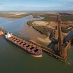 Fortescue ships maiden cargo of West Pilbara Fines