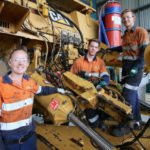 From bank teller to diesel fitter — top Cat tradies a hot ticket for jobs