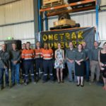 Onetrak celebrates new product launch amid re-opening in WA