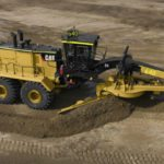 Cat 24 Motor Grader improves performance, lowers costs