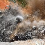 Intelligent motor control delivers information and safety for mine explosives supplier
