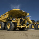Caterpillar's 5000th 793 mining truck Australia bound