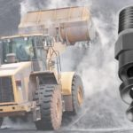 Dust suppression nozzles: Spray nozzles for dust control
