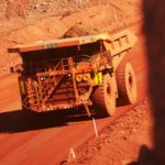 BHP sets iron ore, metallurgical coal records