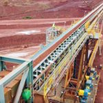 Fortescue relocatable conveyor up and running at Cloudbreak