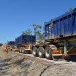 Seaco containers efficiently guide miners from pit to port