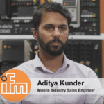 Meet the ifm experts — Aditya Kunder