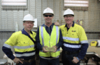 Orminex pours first gold at Comet Vale JV project