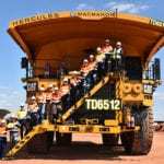 Global milestone for Bowen Basin mine following order for 5000th truck