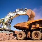 National Plant & Equipment delivers Liebherr R 996B Excavator to Fortescue's Christmas Creek Mine