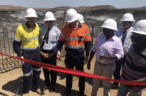 New Century Resources officially reopens Century zinc mine