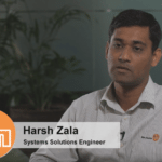 Meet the ifm experts — Harsh Zala