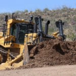 Caterpillar hits milestone with 40,000th dozer