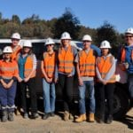 Next generation geologists gain exposure to Fosterville gold mine