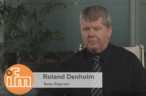Meet the ifm experts — Roland Denholm