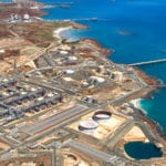 West coast LNG producers lead exports
