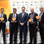 Two dual winners recognised with METS Ignited Collaboration Award