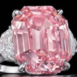 Pink diamond sells for world record price