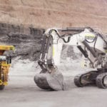 National Group delivers ultra-class Liebherr and Komatsu vehicles to Boggabri
