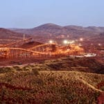 Fortescue safe from bushfire burning in Pilbara