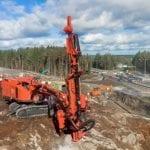 Sandvik releases non-cabin Ranger surface drill rigs