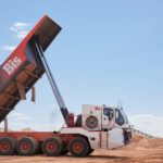 Bis haul truck fits in with future autonomous mines