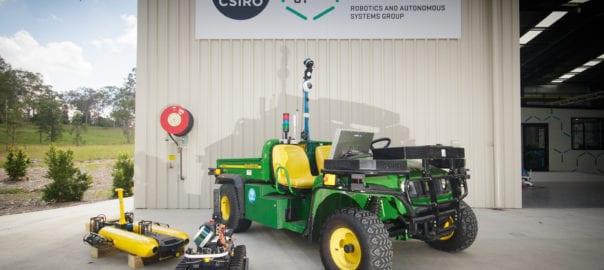 CSIRO bolsters autonomous mining systems with robotics