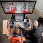 Sandvik unveils underground drilling simulator