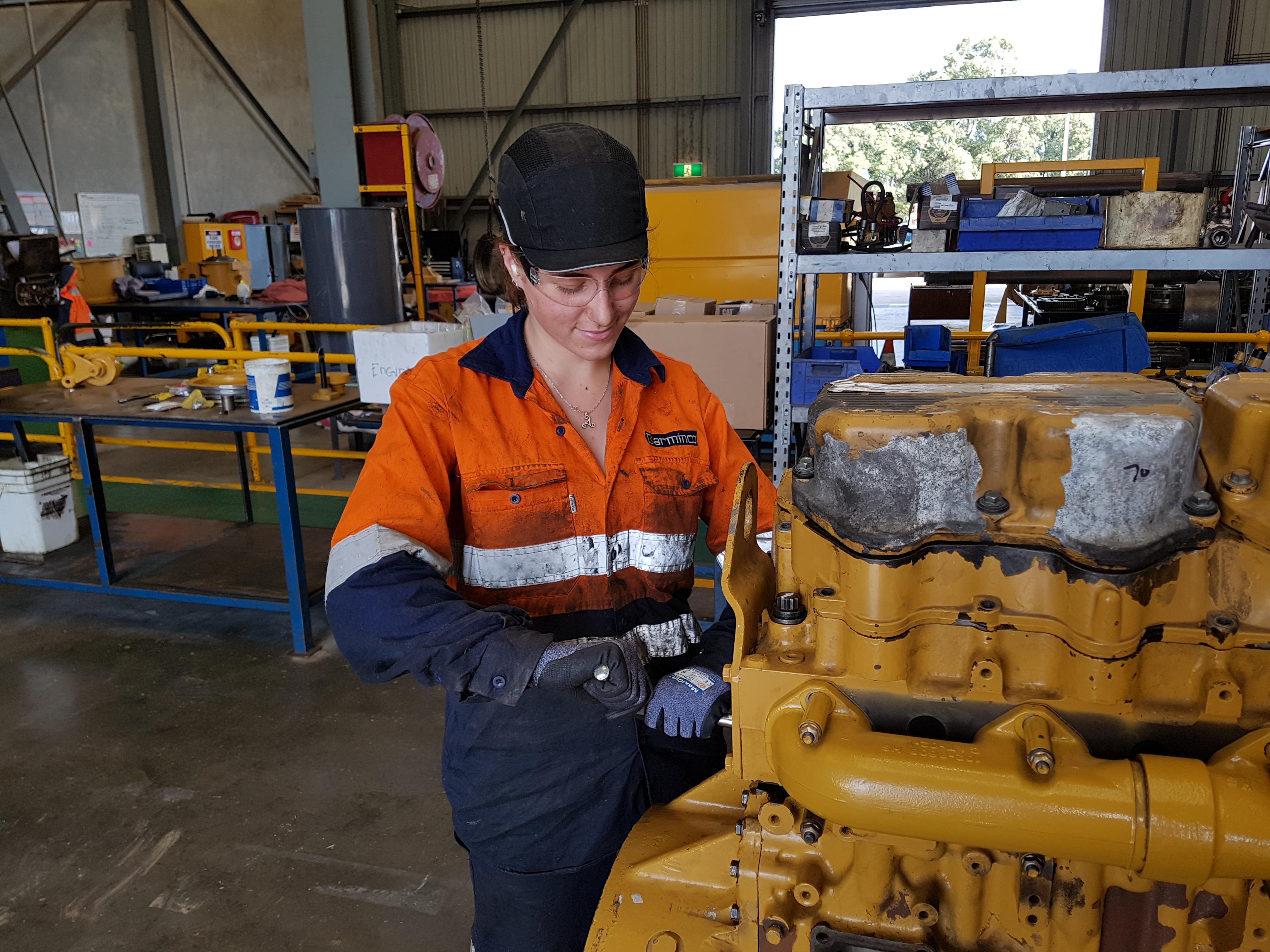 Combatting skills shortages head on - Australian Mining